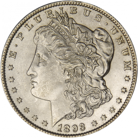 1893_Morgan_Dollar