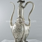 Gorham Martele Sterling Silver Art Nouveau Coffee Pot 1900 (5)