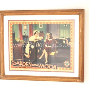 Garden of the Moon Lobby Card Movie Poster (2)