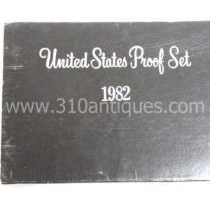 1982 United States Proof Set  (2)