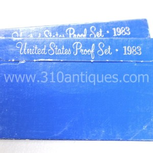1983 United States Proof Set  (2)