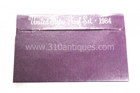 1984 United States Proof Set  (2)