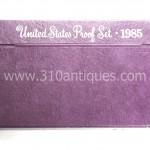 1985 United States Proof Set  (2)