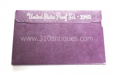 1985 United States Proof Set  (2)