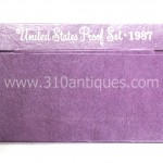 1987 United States Proof Set  (2)