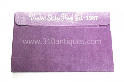 1987 United States Proof Set  (2)