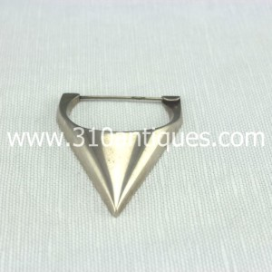 Georg Jensen Sterling Silver Modernist Brooch (2)