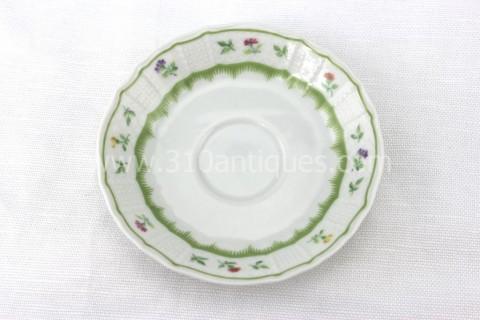 Heinrich H&C Chambord Demitasse saucer (2)