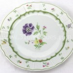 Heinrich H&C Chambord Pattern  Bread and Butter Plate (2)